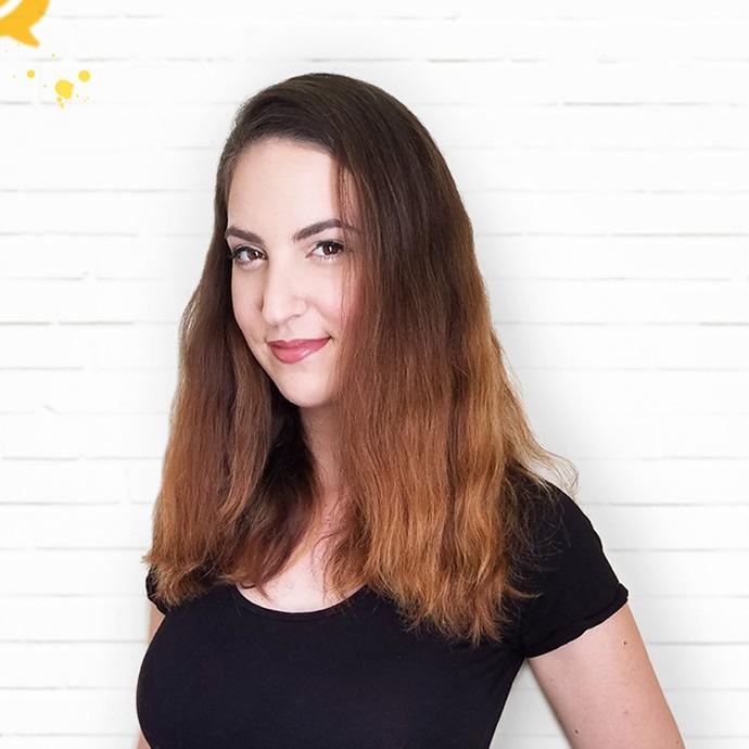 Sonia Pazmandi, Marketing Systems Manager