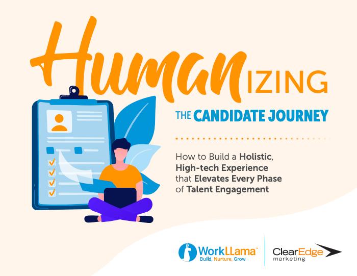 Humanizing the Candidate Journey eBook